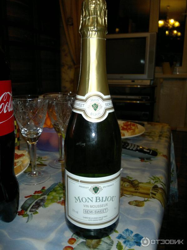 Шампанское белое