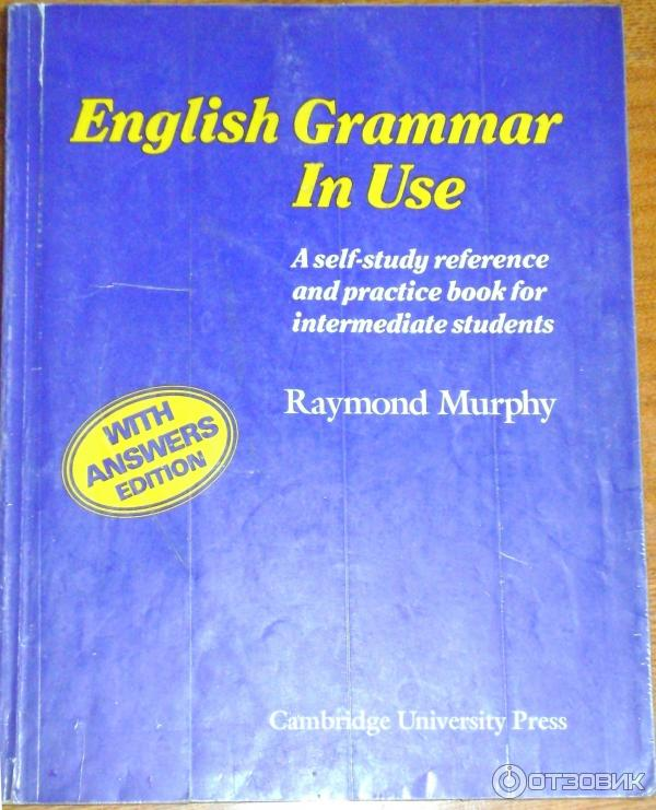 English Grammar in Use with Answers, Raymond Murphy
