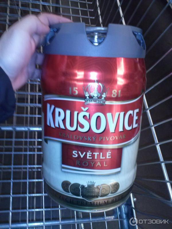 Крушовице 5 литров инструкция