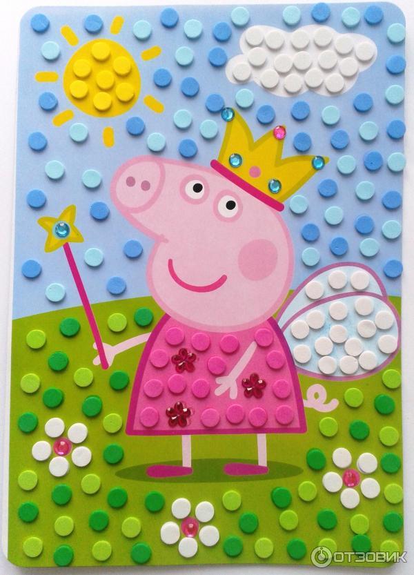 Поделка свинка пеппа своими руками 96