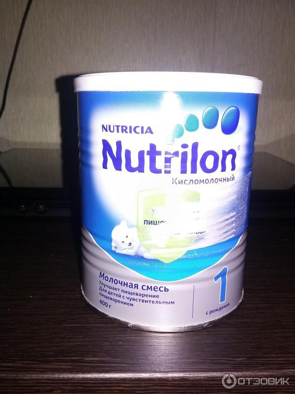 Можно ли нутрилон кисломолочный давать постоянно