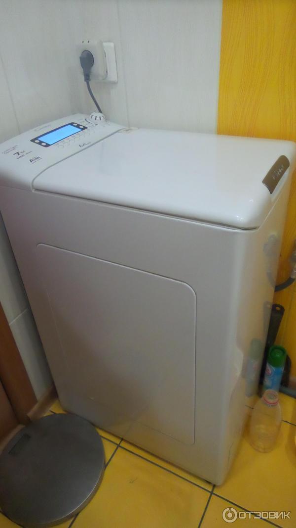 лучшим обзор 2015 лучшая узкая вместительная стиральная машина Brubeck