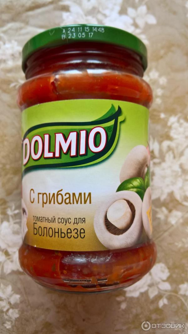 Долмио соус рецепт