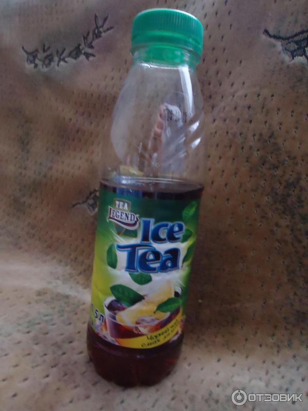 Как сделать чай в бутылках 990