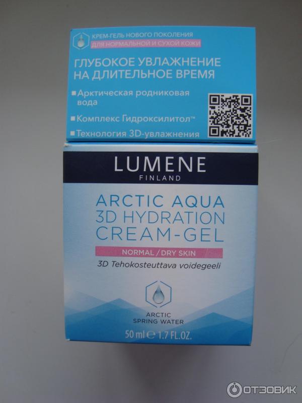 Hydration recovery lumene