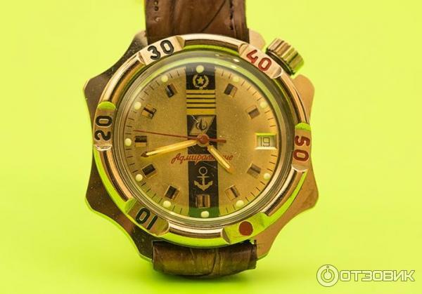 часы адмиральские инструкция