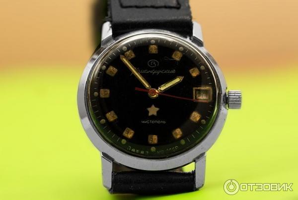 54142d59 Наручные часы Чистопольский Часовой Завод Восток Командирские фото