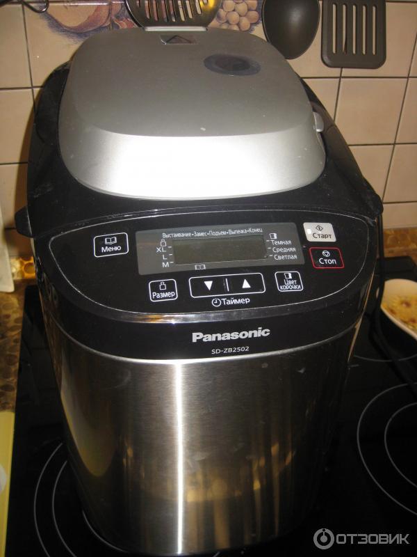 Кекса для хлебопечки панасоник 2502