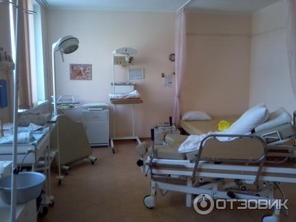 Роддом больницы им вишневского