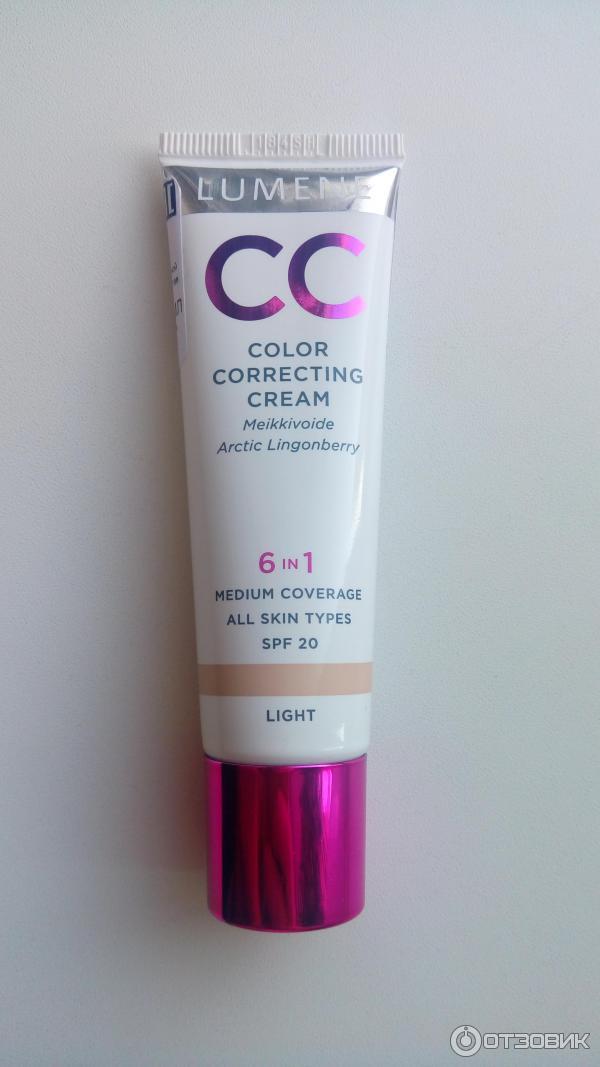 Cc крем как основа под макияж