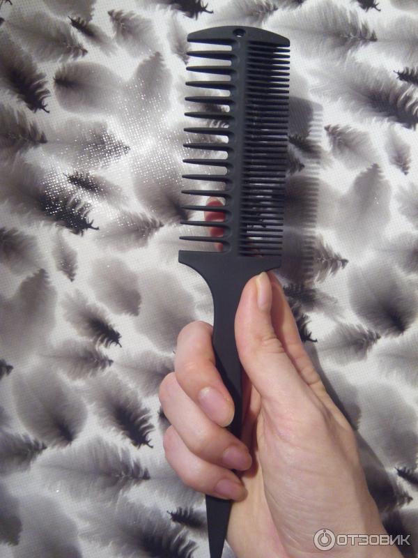 Плоская щётка для укладки волос эйвон отзывы