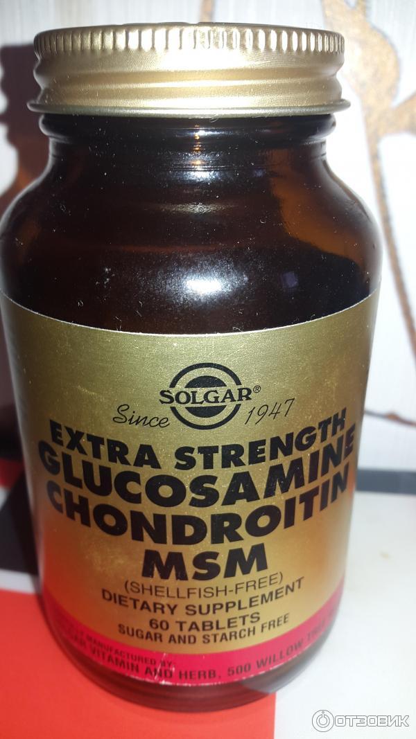 organisch silicium msm glucosamine
