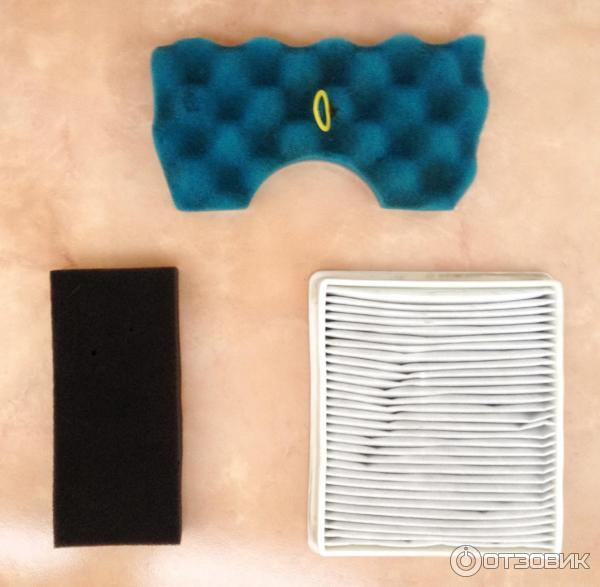 Фильтры для пылесоса самсунг своими руками