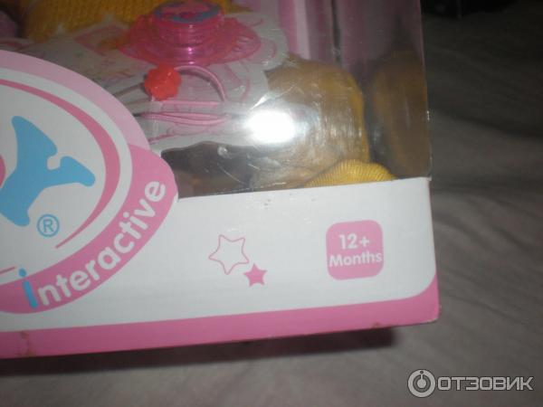 Кукла baby love interactive как пользоваться