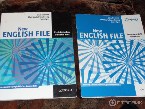 New English File Цена Учебник