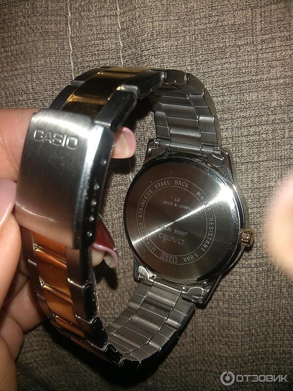 Casio wr50m отзывы