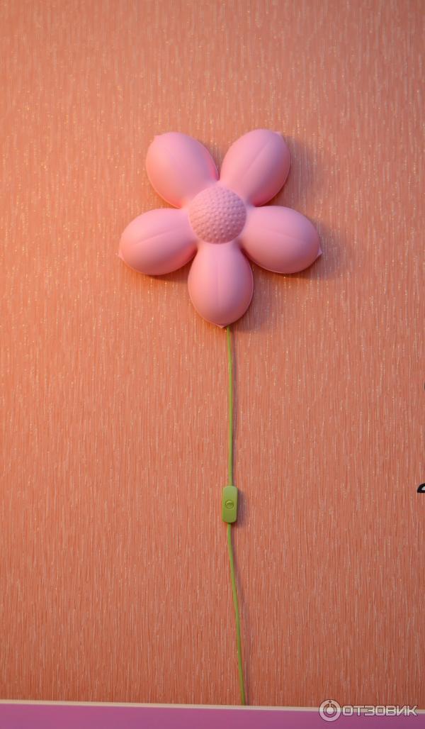 Цветок икеа ночник