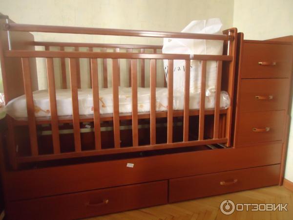инструкция по сборке кроватки скв 5 - фото 8