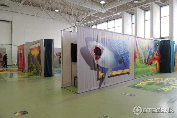 3d выставка