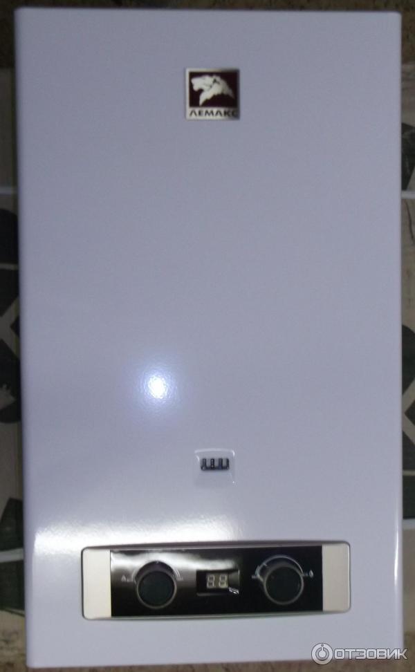 Газовая колонка лемакс теплообменник Кожухотрубный испаритель WTK SFE 610 Новый Уренгой