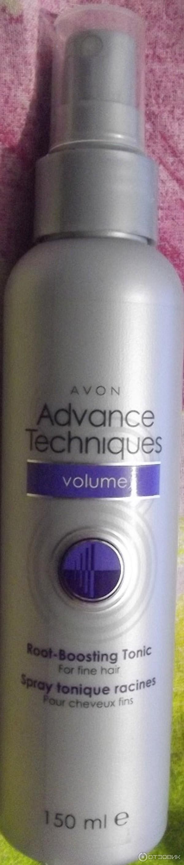 Спрей для объёма волос эйвон отзывы