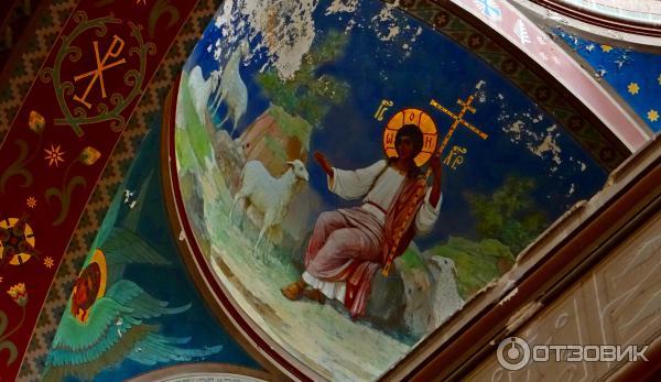 Симоно-Кананитский (Ново-Афонский) монастырь (Абхазия, Новый Афон) фото