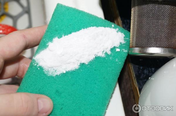 Искусственный снег своими руками из соды и пены для бритья 16
