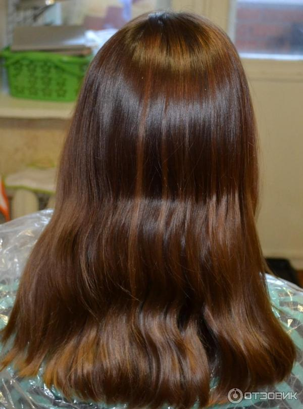 Палет для темных волос карамель отзывы