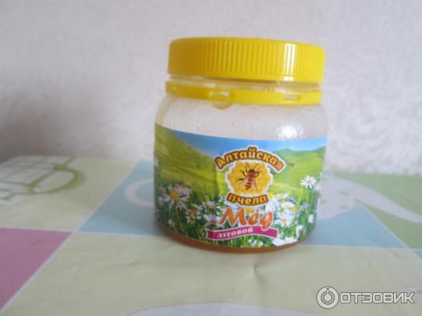 Алтайская пчела мед отзывы tereszczuk