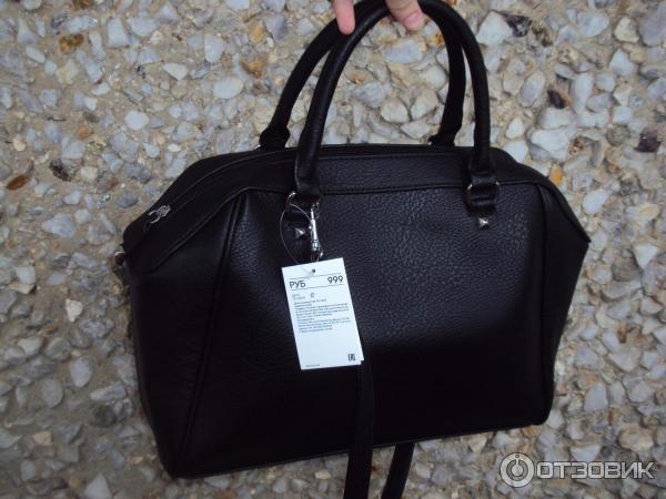 6c80b587562c Отзыв о Женская сумка H&M | Моя каждодневная труженица.