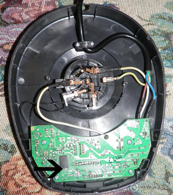Ремонт электрочайника поларис своими руками
