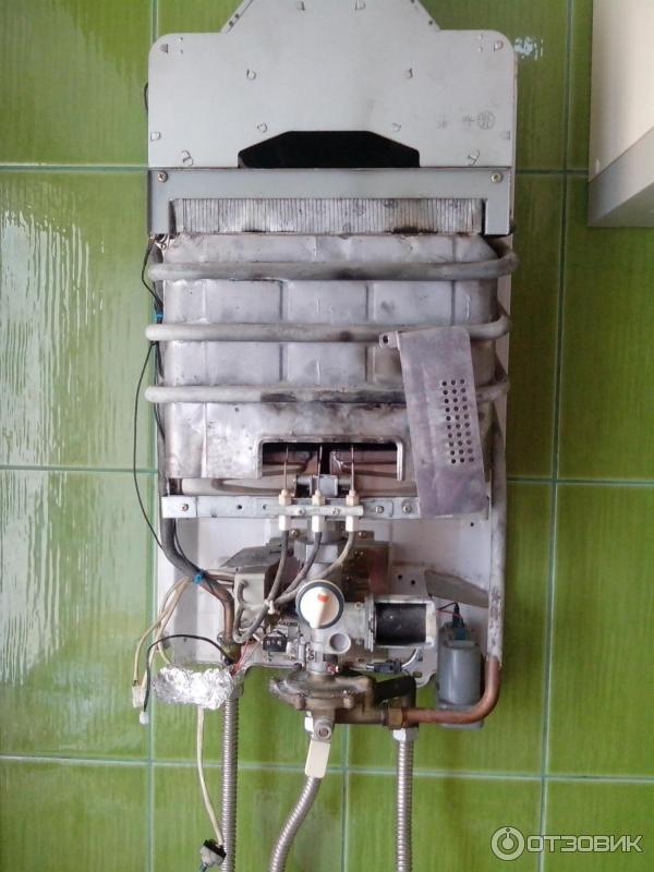 Усовершенствование теплообменника для газовой колонки купить газовую колонку нижний новгород теплообменник