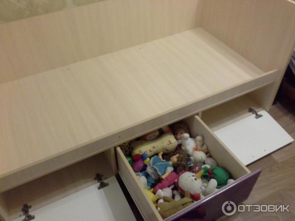 Отзыв о детская кровать миди