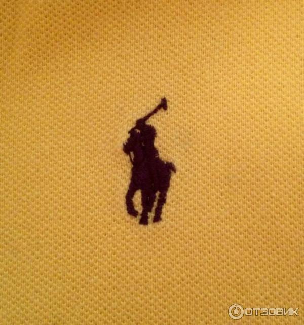 Ralph lauren вышивка