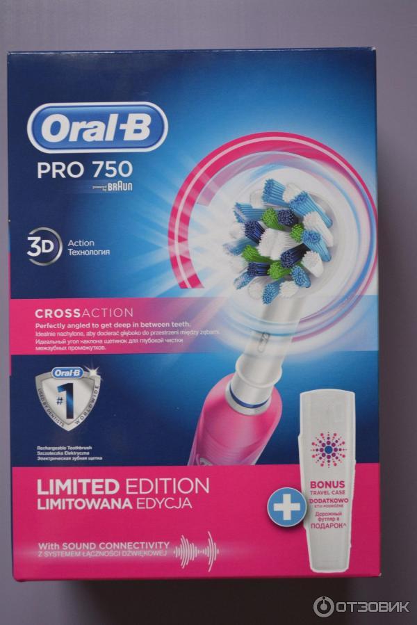 Brush baby щетка зубная электрическая