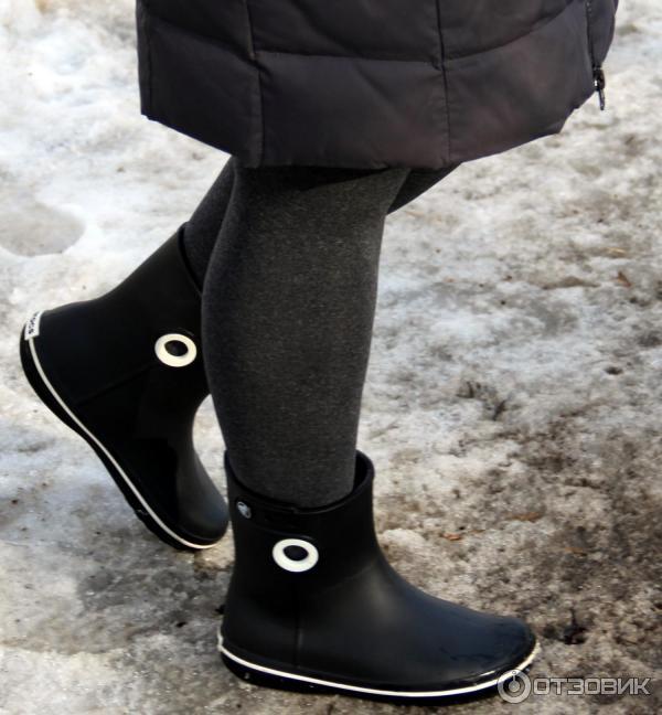 0b461f4b7db0c Отзыв о Сапоги женские Crocs Women s Jaunt Shorty Boot