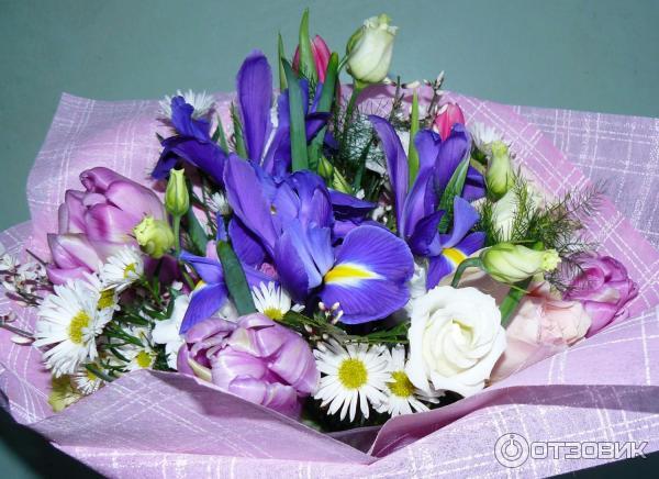Международня служба доставки цветов купить букет из синих роз с доставкой