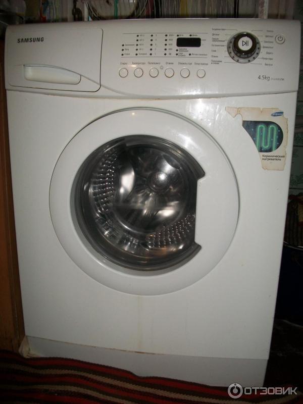 Ремонт стиральной машины самсунг wf6458n7w своими руками