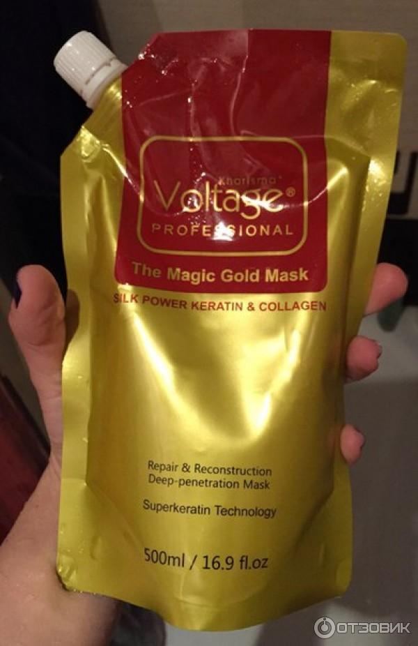 Voltage маска для волос отзывы