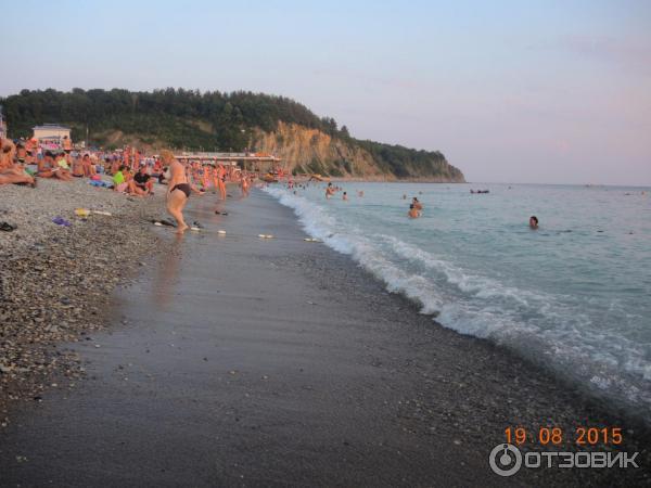Пляжи Алупки, Крым Карта и описание всех пляжей в Алупке 27