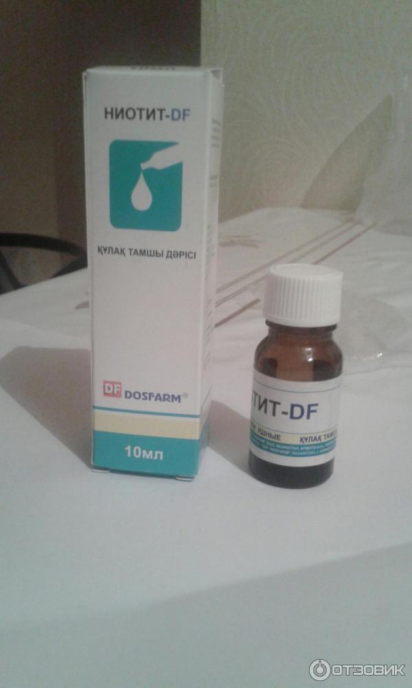 ниотит Df инструкция - фото 9