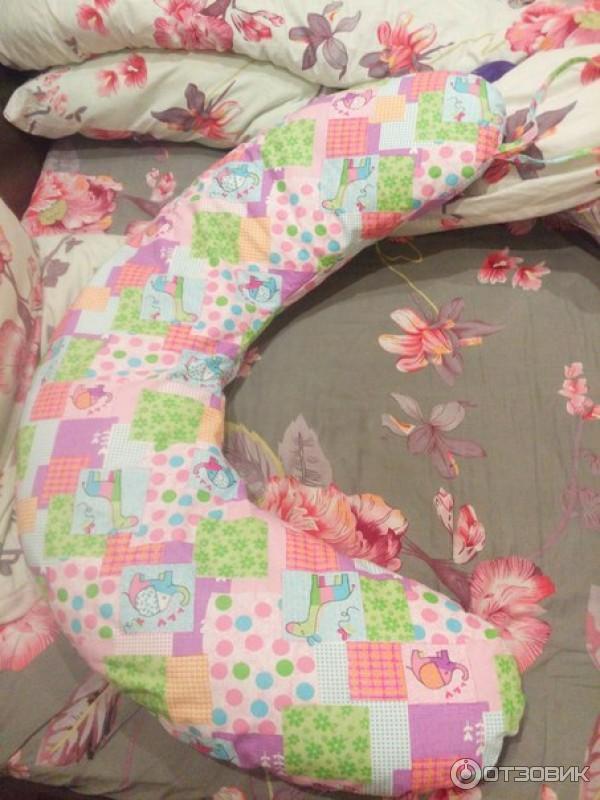Подушка для беременных тривес отзывы 5