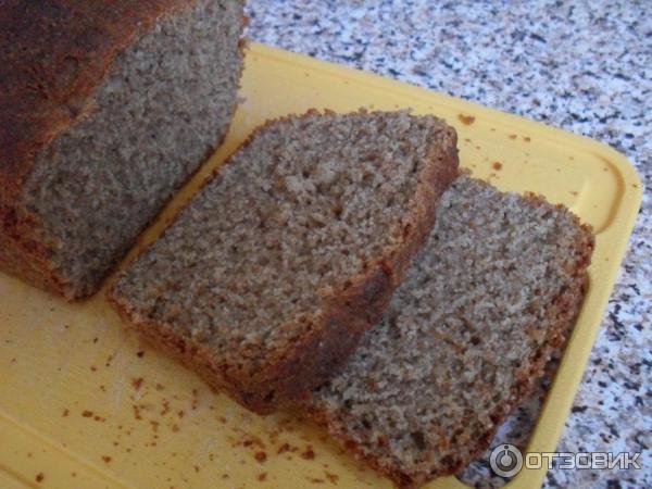 Низкокалорийный хлеб своими руками
