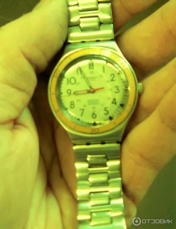 Купить наручные часы swatch irony