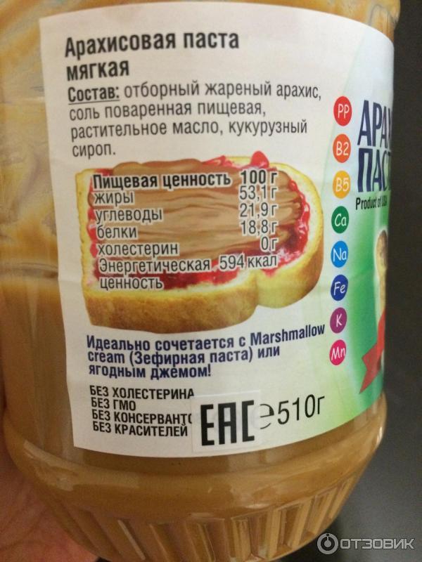 Арахисовая паста в домашних условиях правильное питание