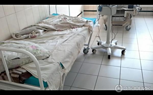 Родильный дом 2 я посещала в то время, когда здесь лежала на сохранении моя подруга.