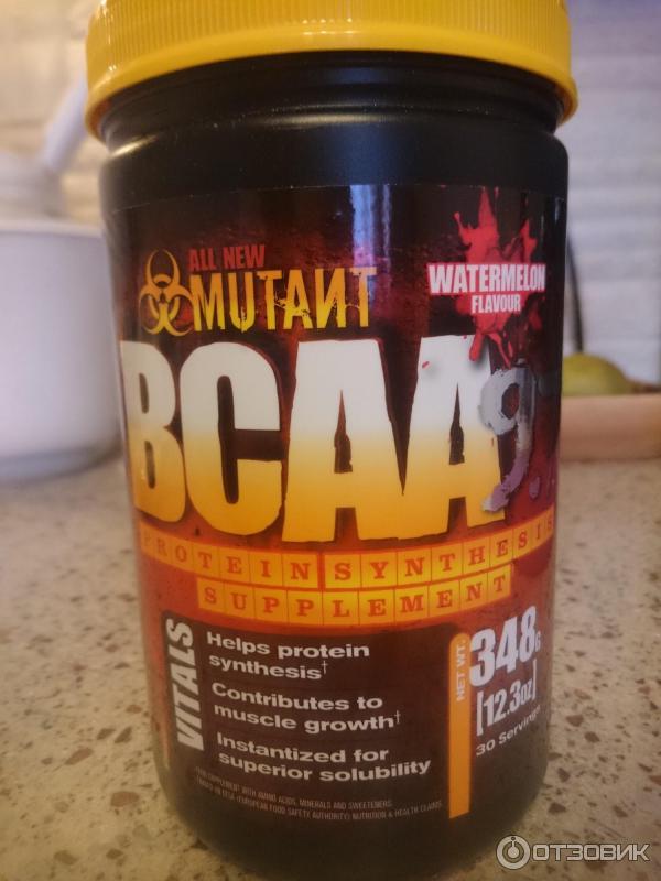 Как сделать bcaa вкуснее