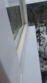 Отзыв о металлопластиковые окна rehau такого ужасного качест.