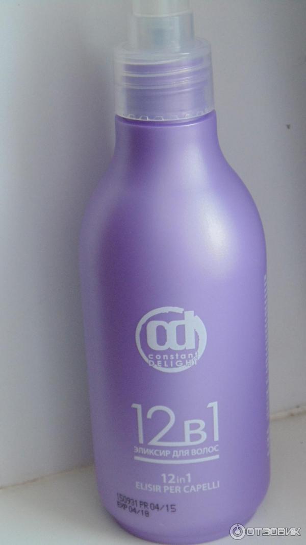 средство 12 в 1 для волос