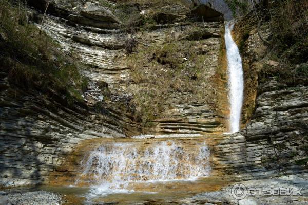 Водопады в геленджике самостоятельно